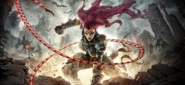 Fury - Darksiders 3