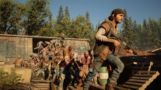 Days Gone gameplay