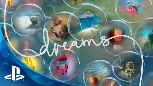 Dreams PS4 key