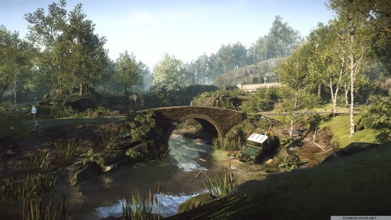 Everybody's Gone To The Rapture Bridge
