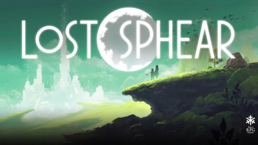 Lost Sphear PS4 Header
