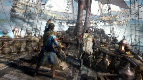 Ubisoft Skull & Bones gameplay
