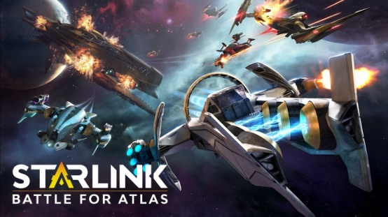Starlink: Battle For Atlas key art