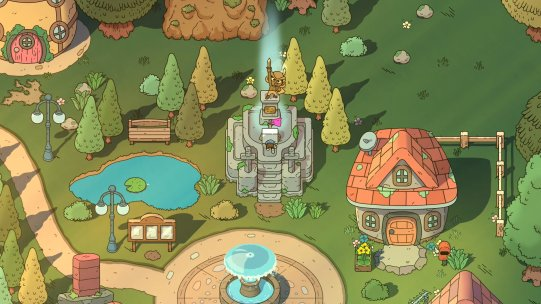 Swords of ditto map