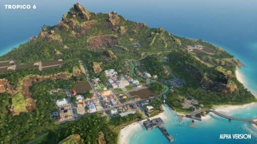 Tropico 6 Alpha