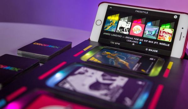 dropmix ios display gameplay