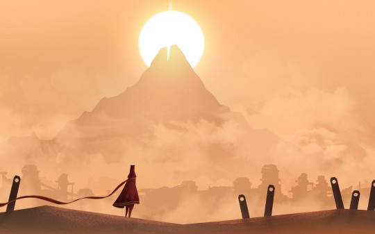 Journey Gameplay