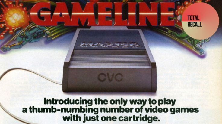 GameLine ad for Atari