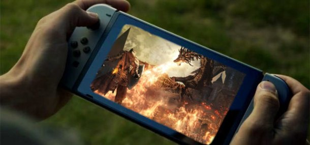 Dark Souls Nintendo Switch