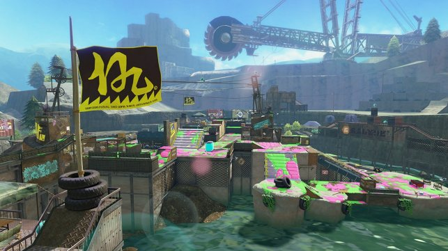 Splatoon 2 Piranha Pit