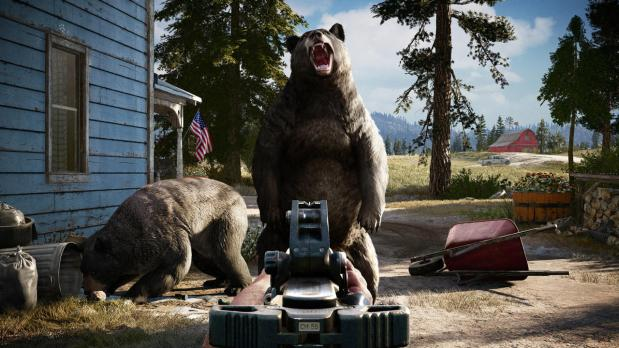 Far Cry 5 Bear