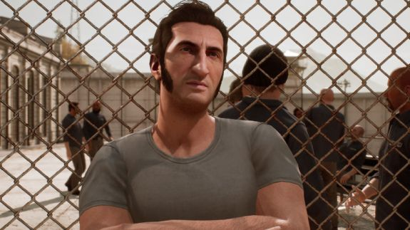 A Way out charactr