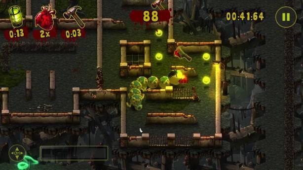 zombillie gameplay