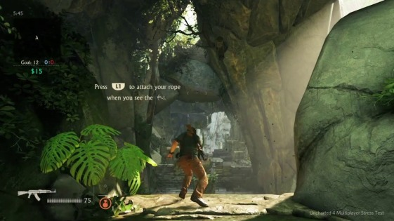 uncharted tutorial